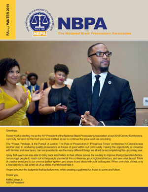 The National Black Prosecutors Association
