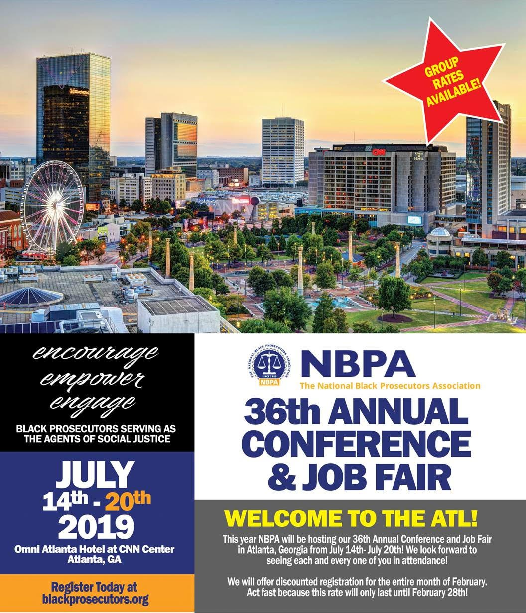 Annual Conference - The National Black Prosecutors Association
