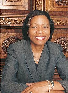 Brenda F. Mitchell